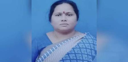 son killed mother in krishnagiri