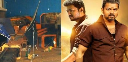 actress amritha about bigil shooting accident