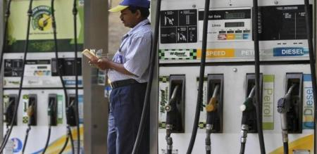 petrol and diesel price on october 22