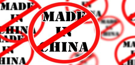 China warn to india about Boycott china products in India