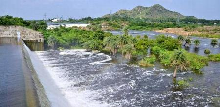 madhurandhagam lake water level