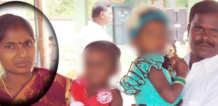in madurai father attempt suicide with child due to wife illegal affair