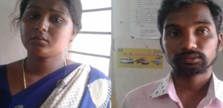 in Madurai girl killed children with illegal affair boy friend