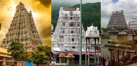 laddu gives in madurai meenachi temple