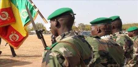 In Africa Mali terrorist attack