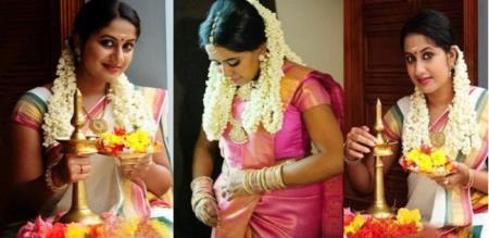 girl wearing malligai flower good things