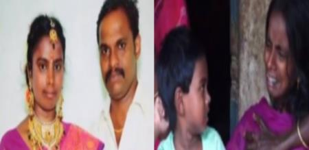 fire accident death when video call with wife