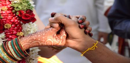 in Telangana new married man died reception function sound heart attack