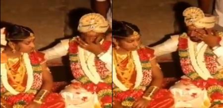 couple marriage happy moment video