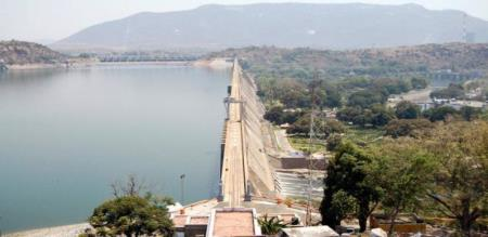 Mettur dam reached full water level