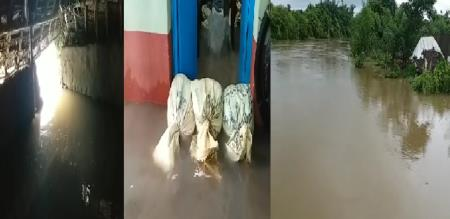 in nagapatinam rain flood peoples struggled