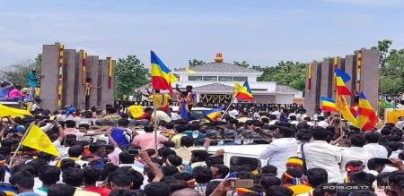 PMK and DMK fight in social media about dr ramadoss speech
