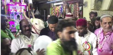 Tamilnadu Minister Jayakumar Celebrate