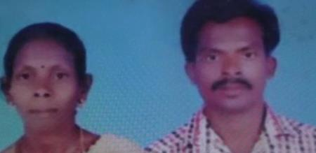 in Trichy husband wife died electric attack police investigaiton going on