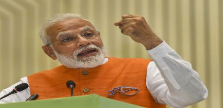 Pakistan will surrender with 7 days by indian army pm modi speech