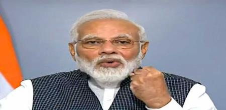 modi speech river water could not give Pakistan