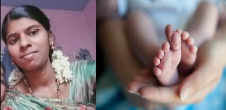 in kanniyakumari mother give poison food for baby and suicide attempt