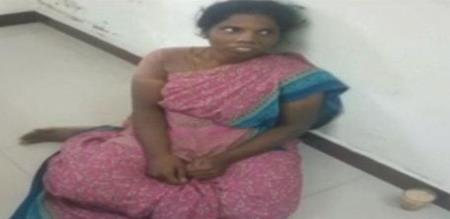 in cudallore mother killed her baby due do husband drinking activities