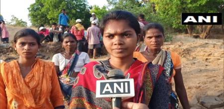 in Maharashtra Nashik peoples struggled water problem