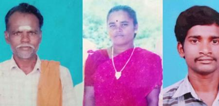 in thoothukudi wife and youngster murder by husband due to illegal affair