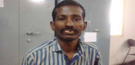 trichy lalitha jewelry robbery culprit murugan wife shock speech