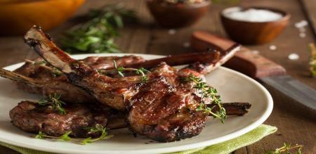mutton chops preparation