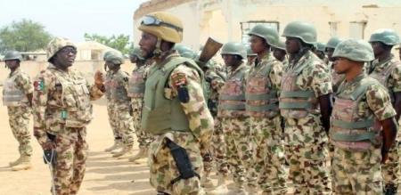 in Nigeria terrorist 120 members killed