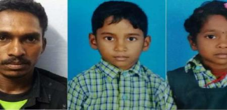 in namakkal father killed baby due to family problem