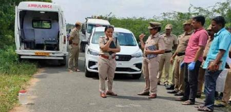 in namakkal girl killed police investigation going on