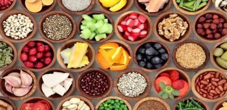 Natural foods for gain immunity