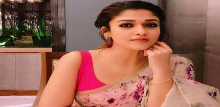 actress Nayanthara donate fund for cinema Pepsi worker