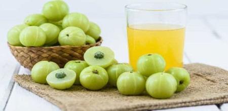 how to prepare nellikai juice