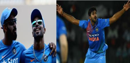 2 new player in Indian cricket team