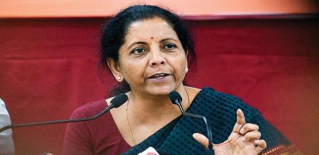 nirmala sitharaman speech about village banks for agri loan