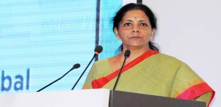 Finance minister Nirmala sithraman announced local urban local bodies funds