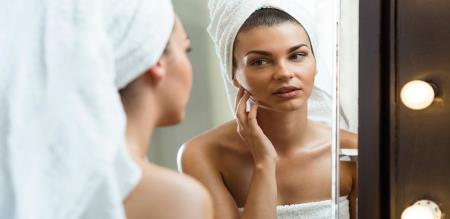 how to stop oily skin on face