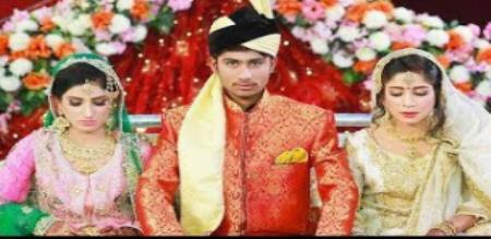 HUSBAND MARRIED WITH WIFE