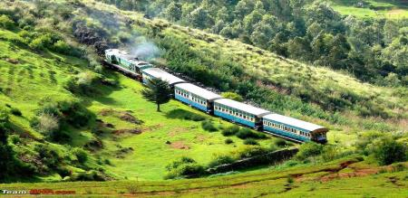 Ooty train fare increased