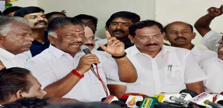 DMK moves SC for urgent hearing on plea seeking disqualification of 11 AIADMK MLAs