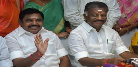 Rajendra balaji remove from party post
