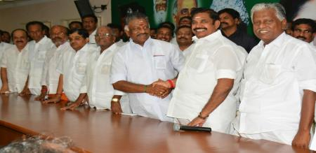 admk headquarters statement for admk members