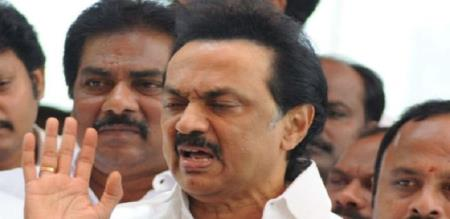 Stalin gets challenged to BJP