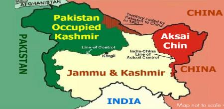 government next agenda will get back pakistan occupied kashmir