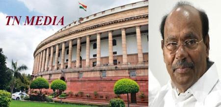 op ravindranath spoke about tamilnadu media in Parliament