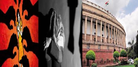 in indian parliament ministry changed law about sexual harassment and pocso act