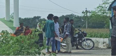 Perambalur Govt Arts Science College Students Fight Police Investigation
