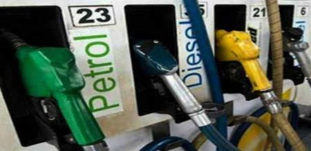 today petrol diesel price in Chennai