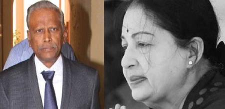 jeyalalitha case inquiry arumuasamy Commission