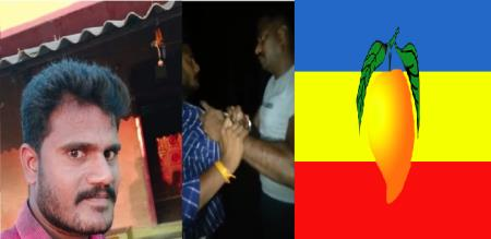 pmk party member attacked by police transferred pennadam police station