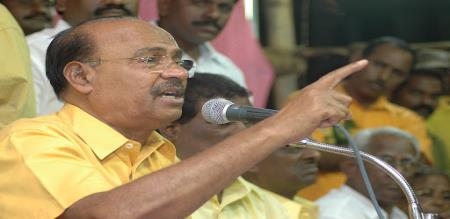 Dr Ramadoss statement about OBC Creamy Layer